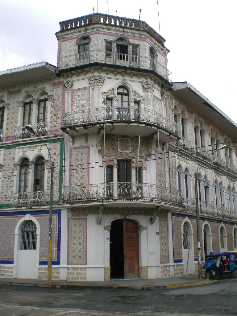 Ex Hotel Palace, Iquitos